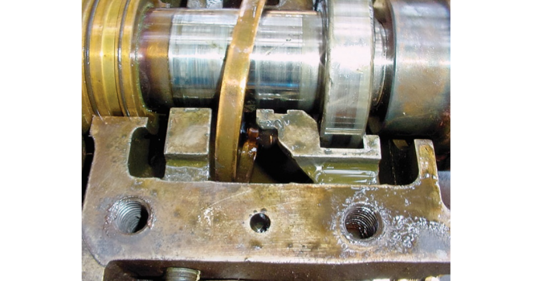 Heinz Bloch DN-Number Points to Oil Level Preferences in Bearing Housings (1)