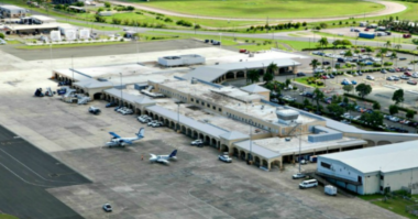 Implementing an Efficient and Reliable Rainwater Collection and Reuse System in St. Croix at an Air Craft Rescue and Fire Fighting Facility