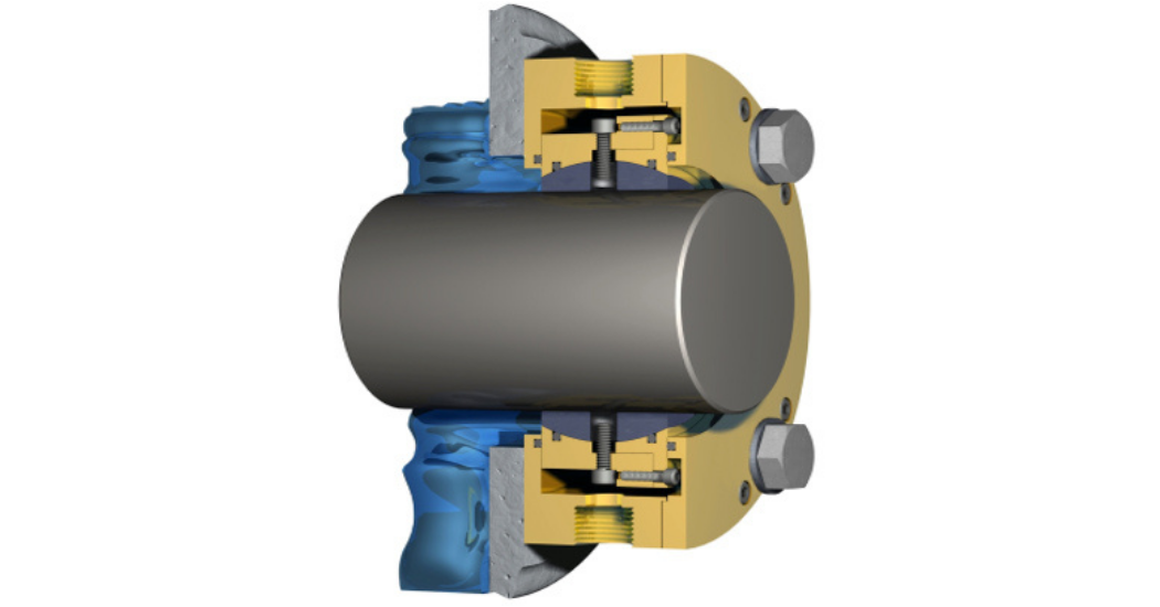 Inpro Seal Rotary Feeder Application Reduced Maintenance