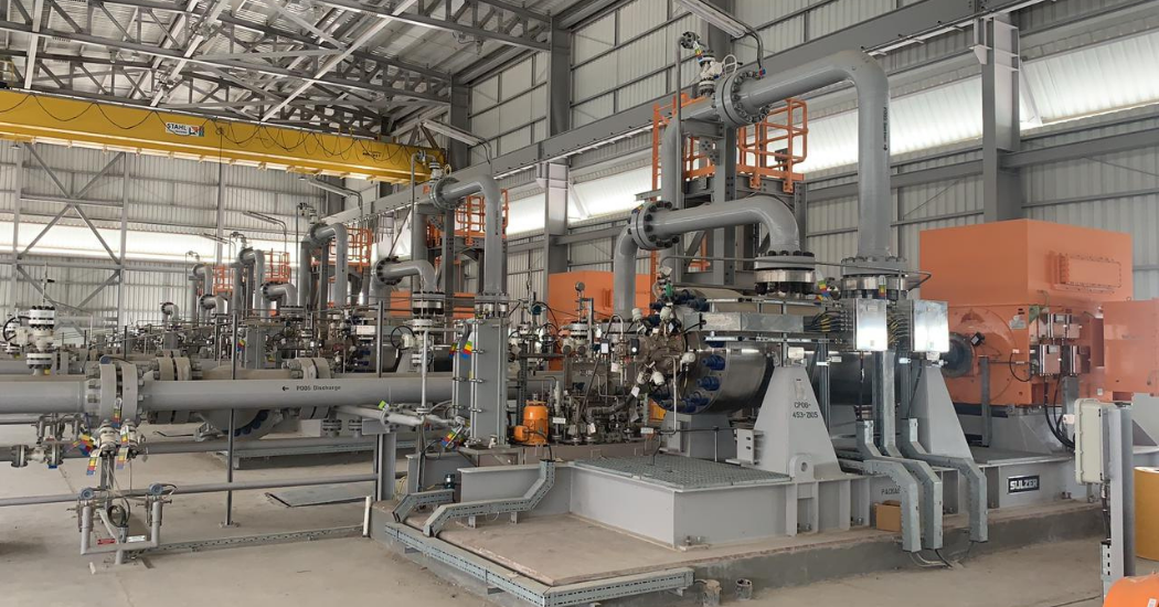 Sulzer pumps increase recovery rates (1)