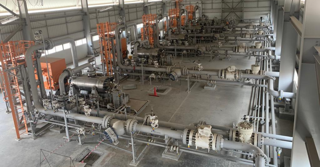 Sulzer pumps increase recovery rates (3)