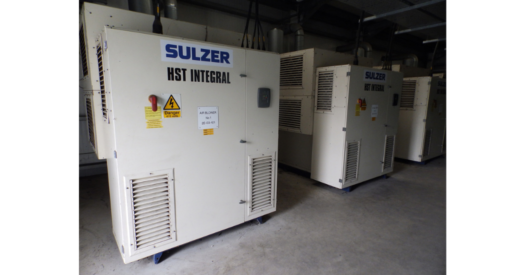 Sulzer's HSTs deliver decades of savings