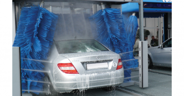 Wanner Pumps for Commercial Car Wash Facilities