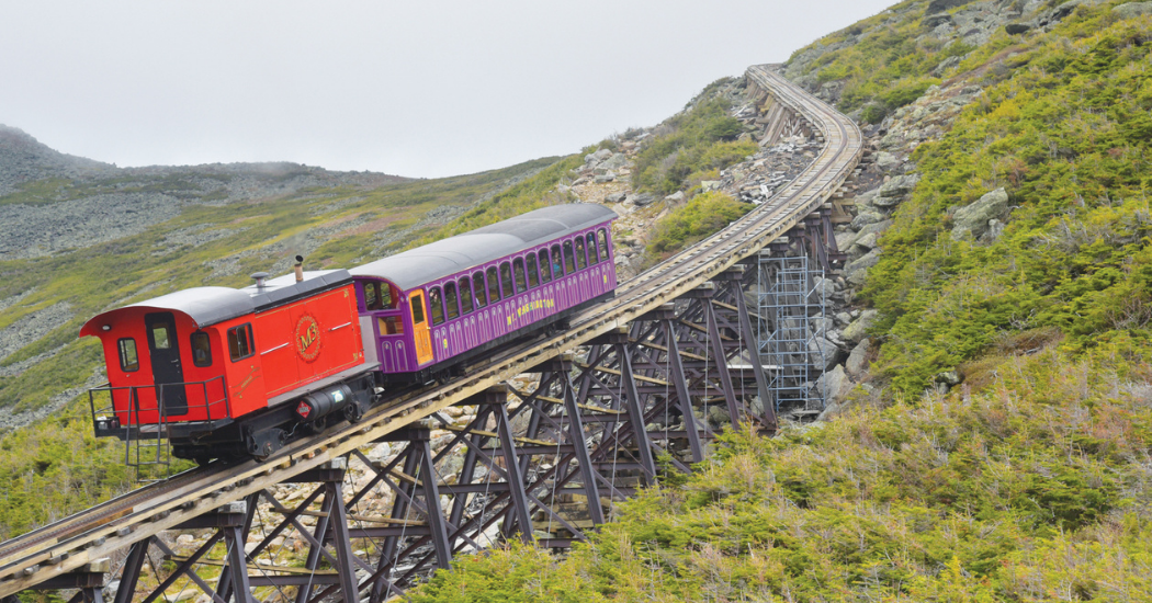 Altra Backstopping Clutches Solution For Cog Railway Coaches