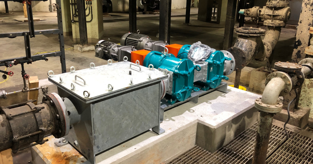 Boerger Rotary Lobe Pumps save time and costs (2)