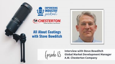 All About Coatings with Steve Bowditch