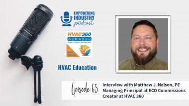 HVAC Education with Matt Nelson