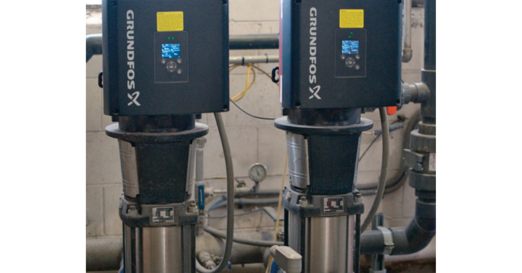 Grundfos CR 95 Pumps Increase Efficiency And Reduce Downtime For Chemical Plant (2)