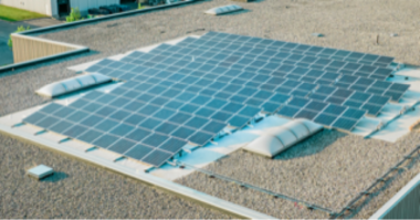 Grundfos Reduces Energy Consumption with Solar Panel