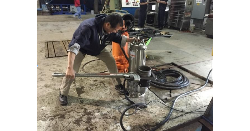 IFS Why You Need a Submersible Pump Solutions Partner