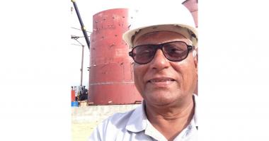 IPOW Ahmed Mazhar Bashir