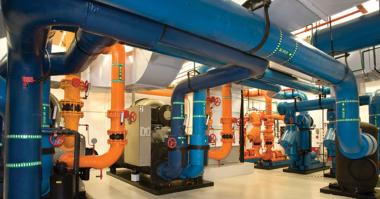 Inpro-Seal Current Diverter Ring® (CDR®) Chiller Pumps energy-efficient