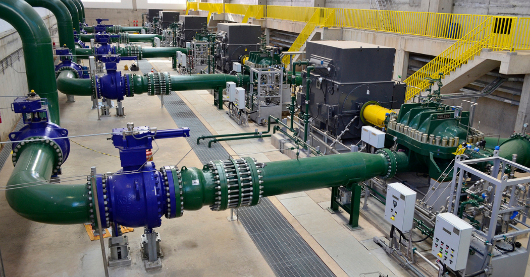 Sulzer Tapping into pump engineering expertise potable water