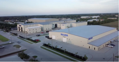 Sulzer Video Shop Tour of Sulzer's State-of-the-Art Pump Services Facility