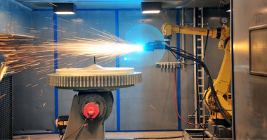 Sulzer cuts component repair times using laser metal deposition