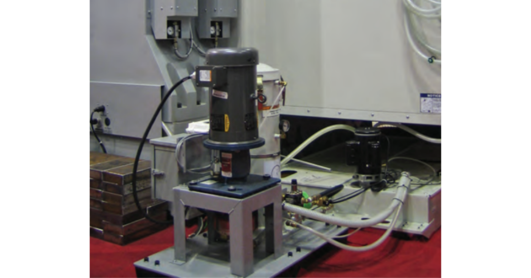 Wanner High-Pressure Machine Tool Coolant Pumps