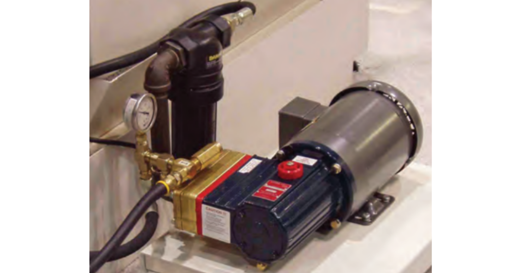 """Wanner Hydra-Cell is the """"Multiple Choice"""" for Pumping Machine Tool Coolant (1)"""