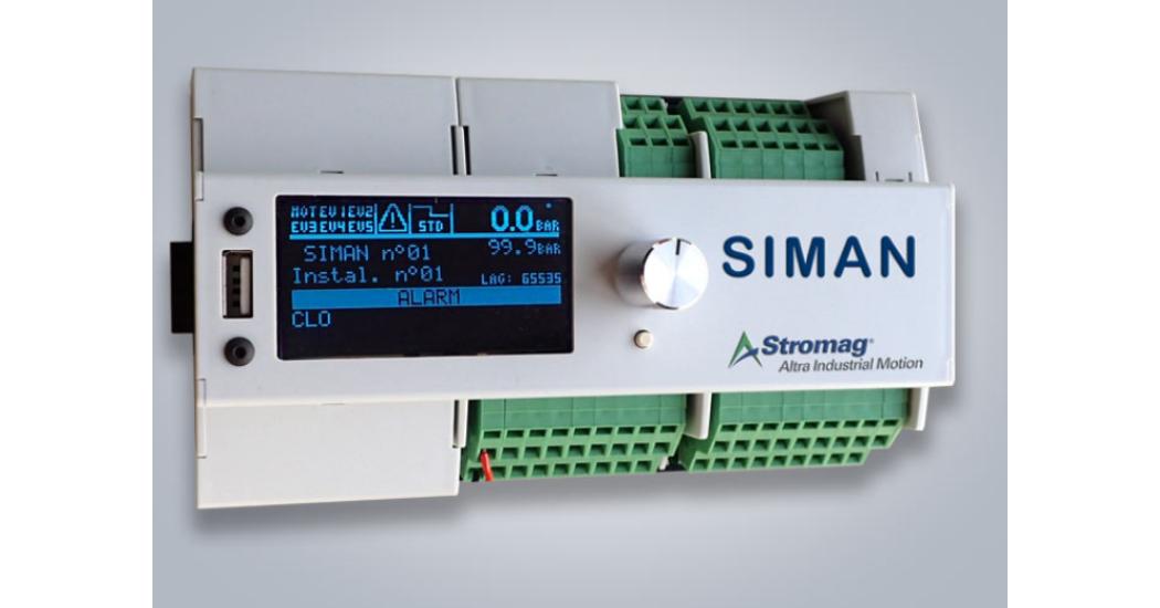 Altra Stromag's SIMAN Intelligent Safety Management System