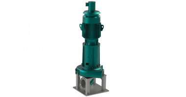 Cornell Immersible Pump and motor