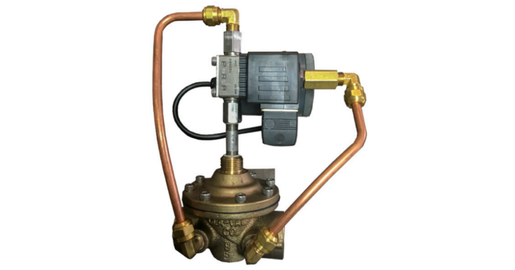 Cla-Val Electrical Energy Savings using Anti-Stagnation Valves