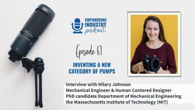 Inventing a New Category of Pumps With Hilary Johnson