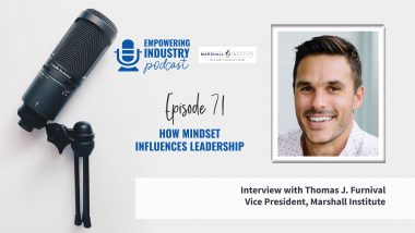 How Mindset Influences Leadership with Tom Furnival
