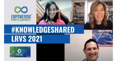 #KnowledgeShared LRVS 2021 Lubrication & Reliability