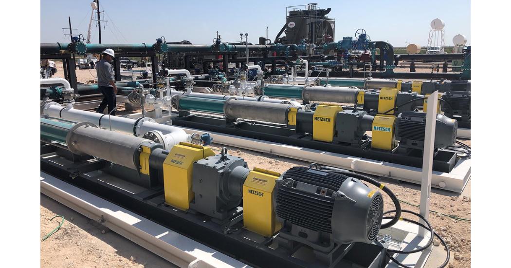 Netzsch to highlight advanced pumping technology OTC (1)