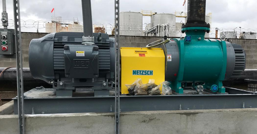 Netzsch to highlight advanced pumping technology OTC (2)