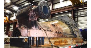 Sulzer Rebuilding a power plant in eight months biomass generator