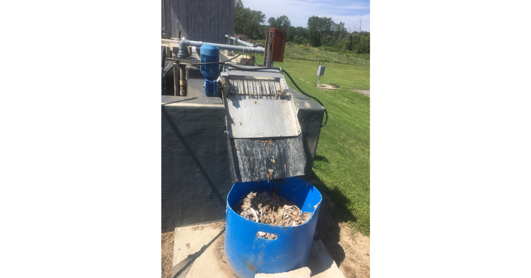 Tsurumi's automatic bar screen proves ideal solution for wastewater plant in southeast Michigan