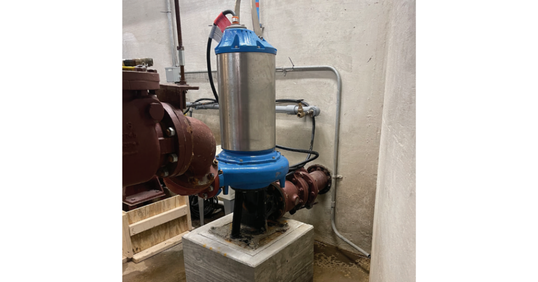 Crane Bluefield Sanitary Board reduces surface temperatures with Envie3 (1)