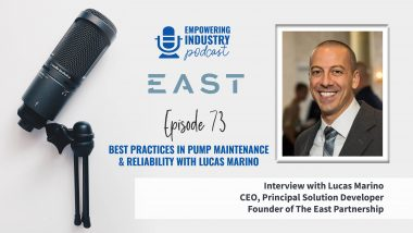 Best Practices in Pump Maintenance & Reliability with Lucas Marino