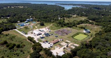 Franklin Electric Texas Lake Community Finds Viable Grinder Pump Solution