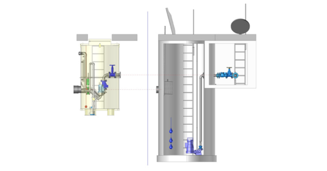 IFS Kansas correctional facility installed OverWatch™ Direct In-Line Pumping System (1)