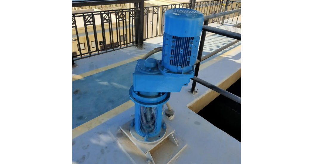 Sulzer High efficiency pumps play a central role in Egypt's Al Mahsama agricultural drainage
