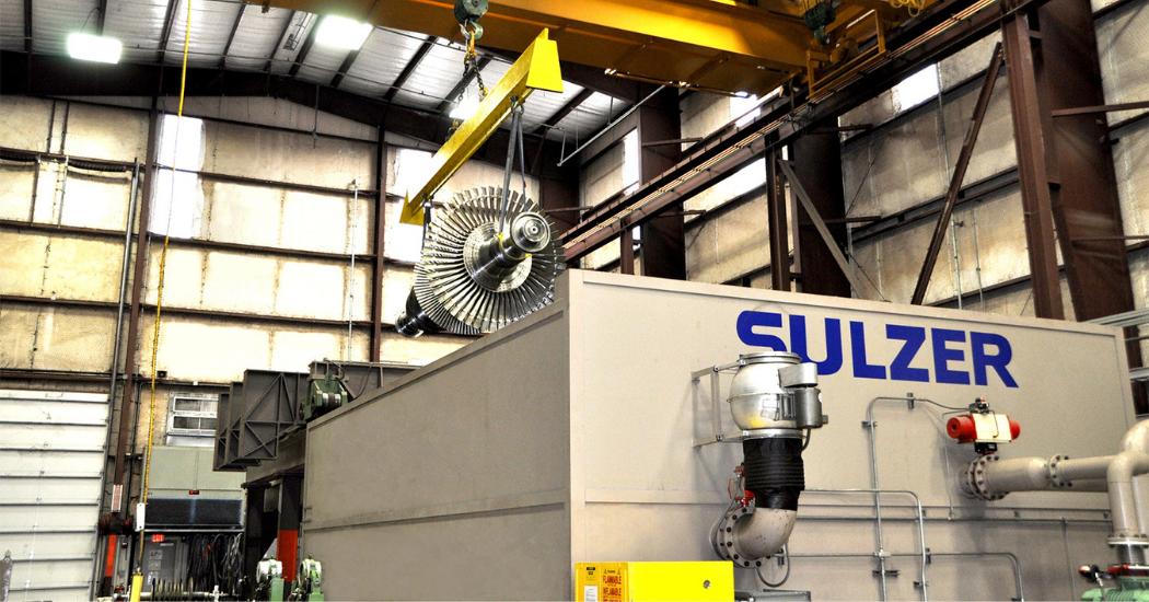 Sulzer Maximizing turbine productivity (2)