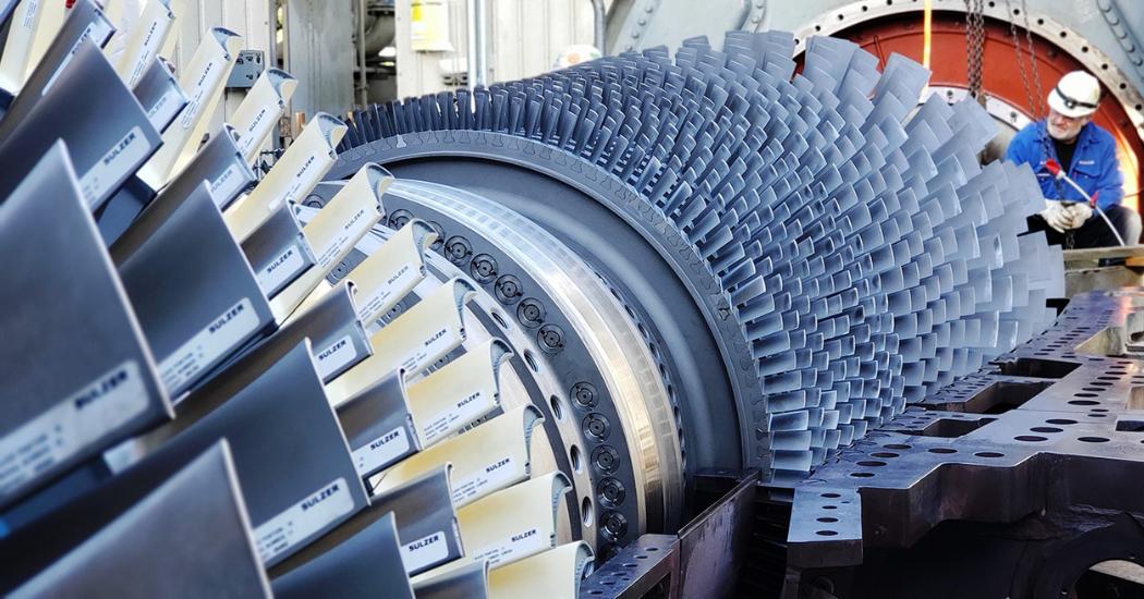 Sulzer Maximizing turbine productivity (3)