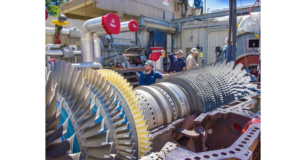 Sulzer Maximizing turbine productivity