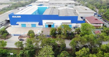 Sulzer New 'Big-Bay-2' workshop opening service center