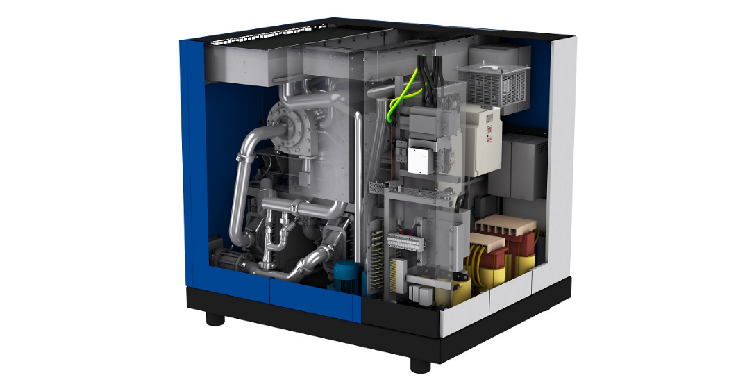 Sulzer Oil-free compressed air like no other