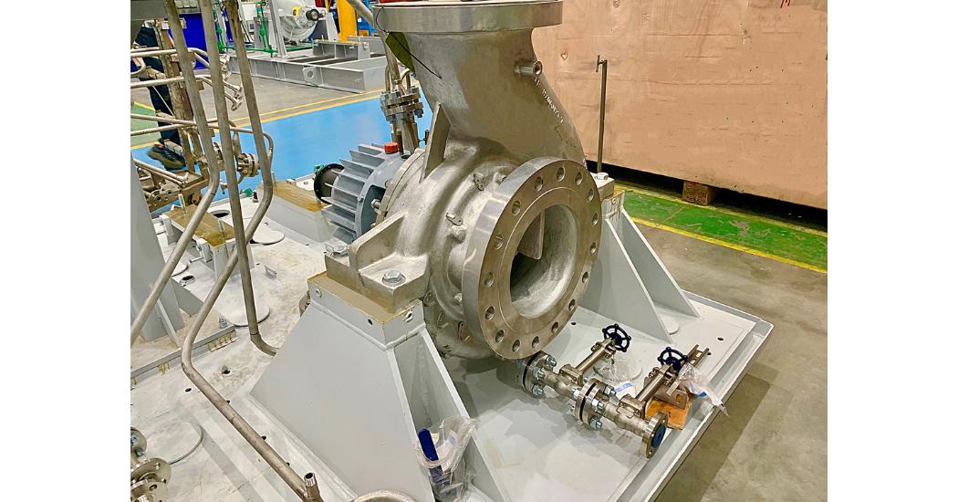 Sulzer supplies pumps for ambitious PTA expansion project (1)