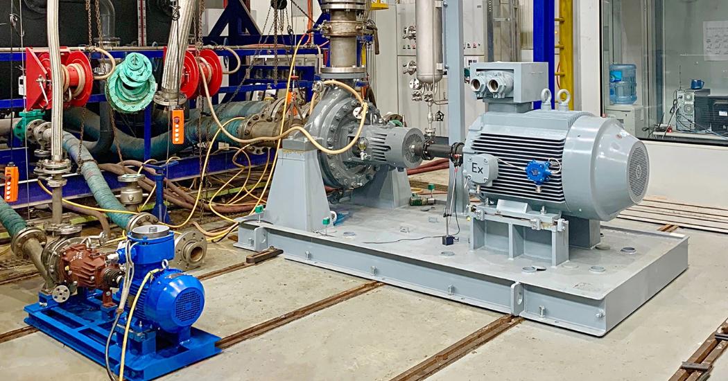 Sulzer supplies pumps for ambitious PTA expansion project Petrochemical