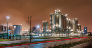Advanced manufacturing keeps power plant online