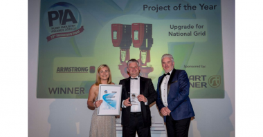 Armstrong the Year Accolade At The Pump Industry Awards