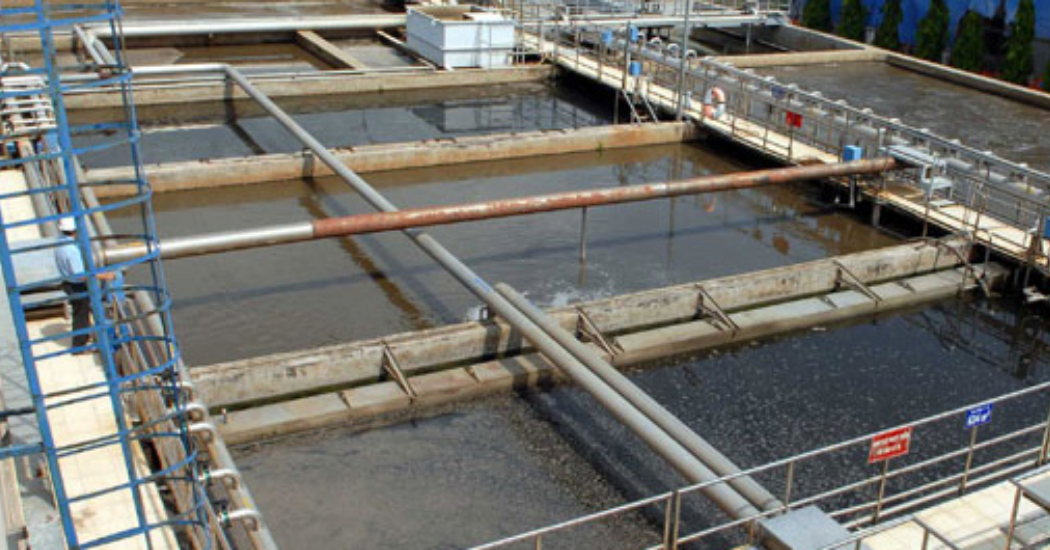 Cla-Val Cavitation Protection in Water Treatment Plant