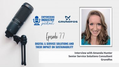 Digital & Service Solutions and their Impact on Sustainability With Amanda Hunter