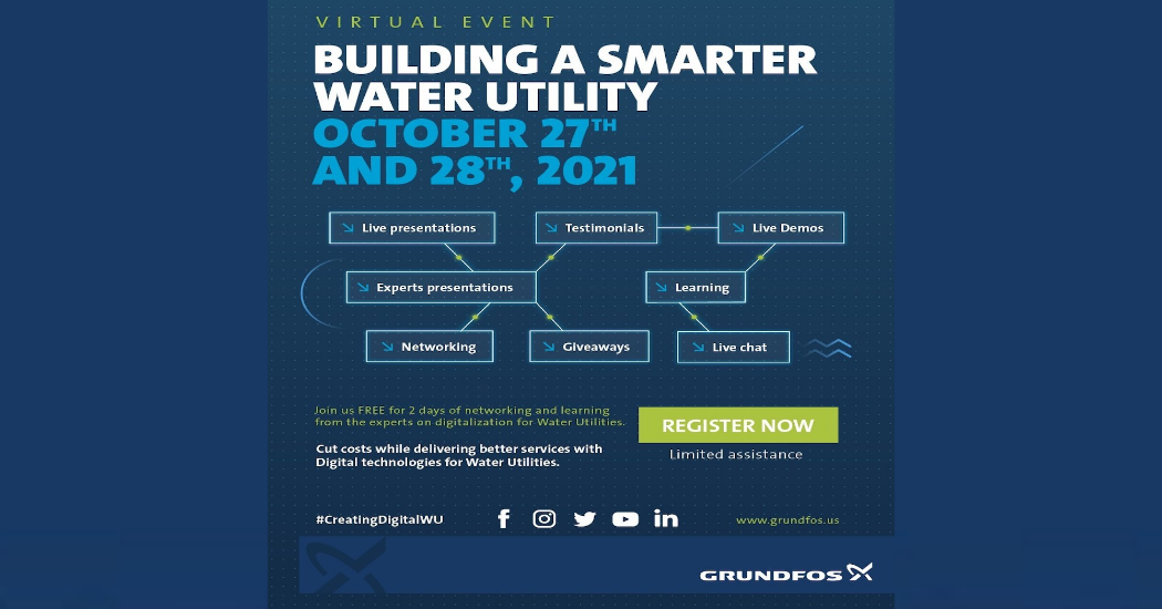 Grundfos Building A Smarter Water Utility