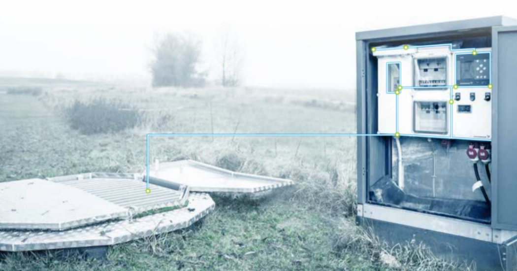 Grundfos iSOLUTIONS CLOUD for Wastewater Networks