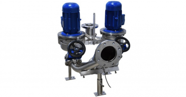 Industrial Flow Solutions™ Introduces OverWatch™ Direct In-Line Pump System at WEFTEC 2021